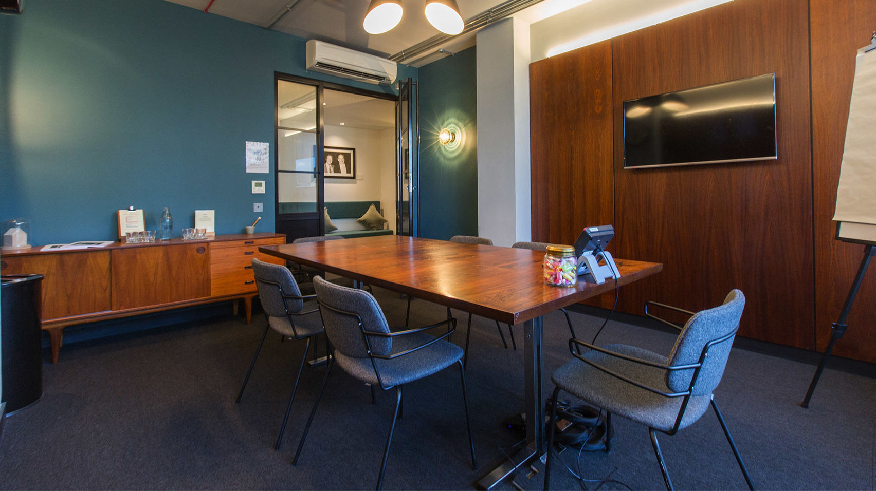 Meeting Room 11, TOG, Henry Wood House
