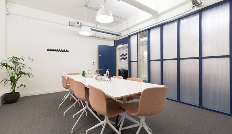 Meeting Room 5, TOG Whitechapel