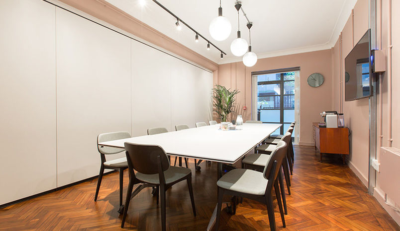 Meeting Room 2, TOG 81 Rivington Street