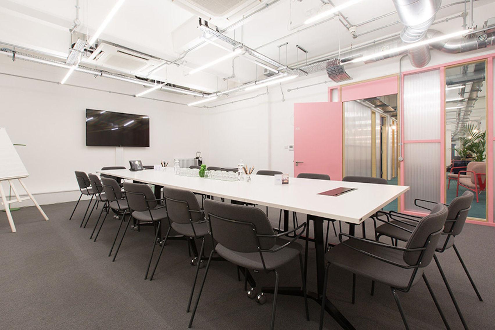Meeting Room 6, TOG Whitechapel