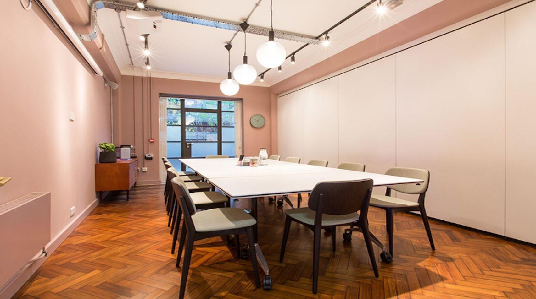 Meeting Room 1, TOG, 81 Rivington Street