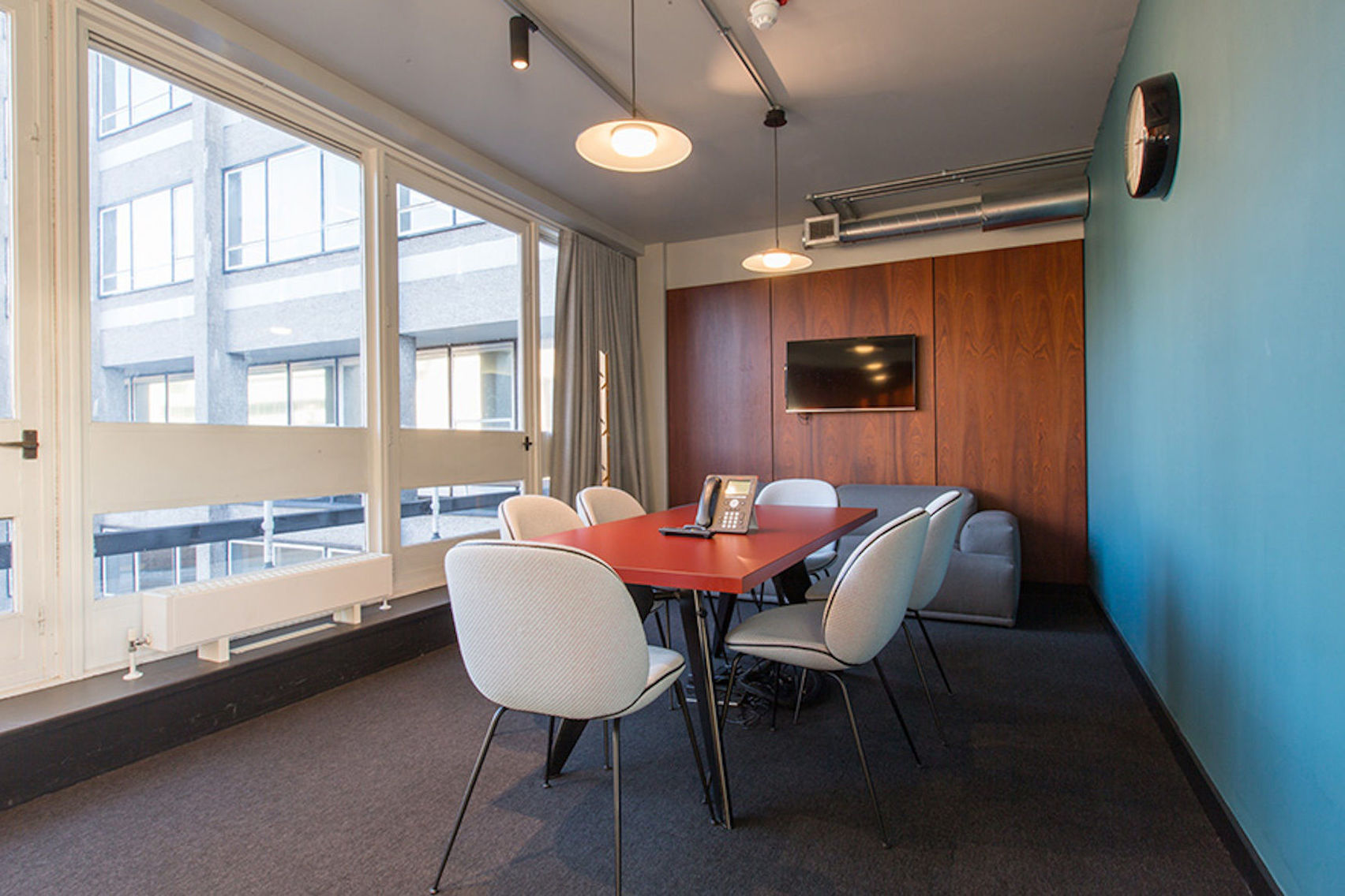 Meeting Room 8, TOG, Henry Wood House