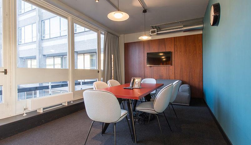 Meeting Room 8, TOG Henry Wood House
