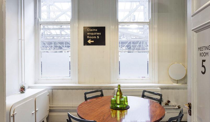 Meeting Room 5, TOG Marylebone Station