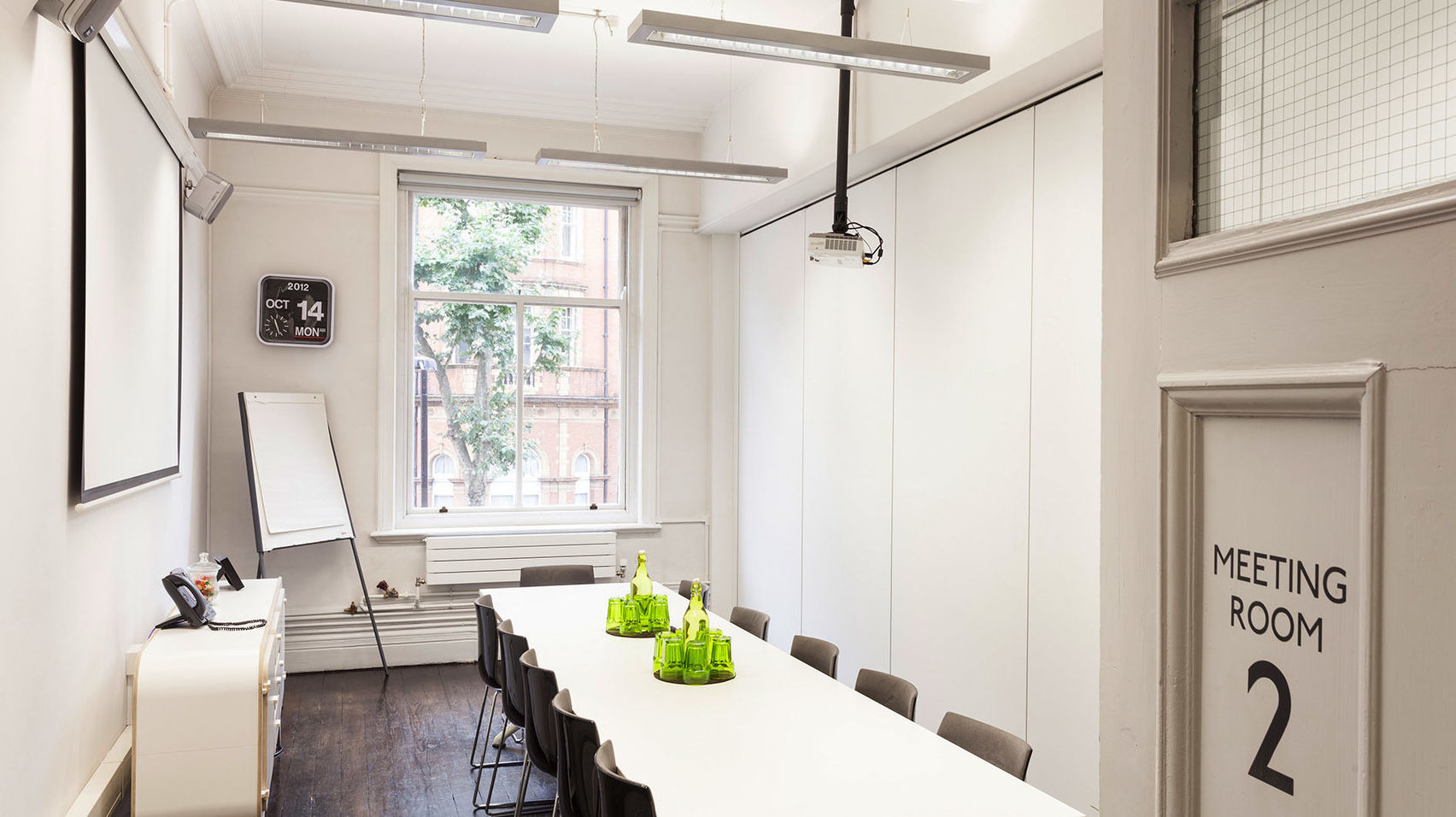 Meeting Room 2, TOG, Marylebone Station