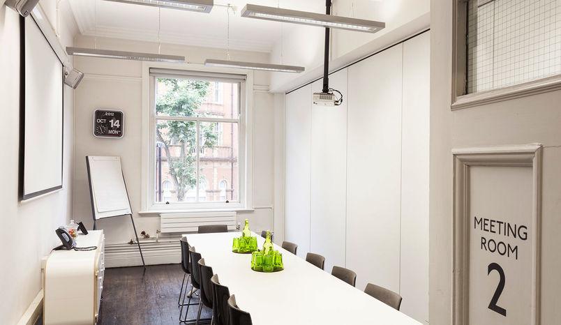 Meeting Room 2, TOG Marylebone Station