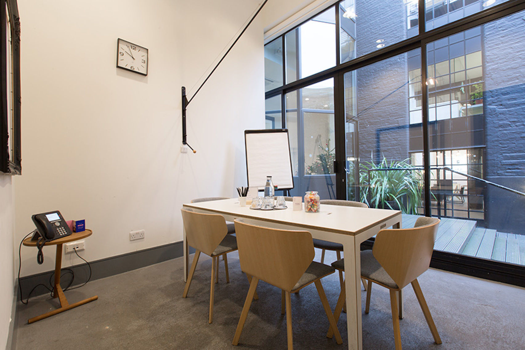 Meeting Room 1, TOG, 74 Rivington Street