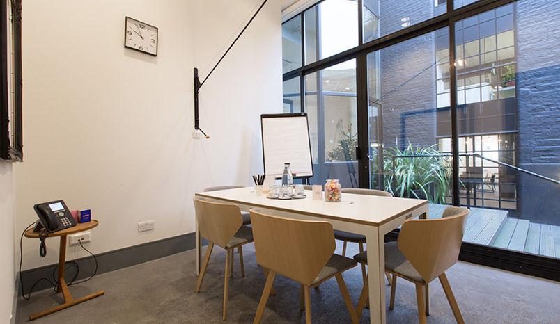 Meeting Room 1, TOG - 74 Rivington Street
