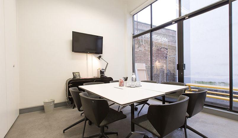 Meeting Room 3, TOG - 74 Rivington Street