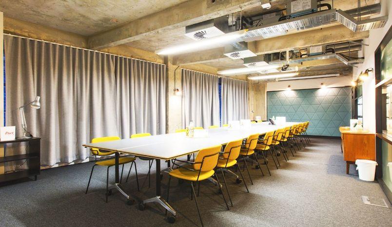 Meeting Room 8 , TOG 256-260 Old Street