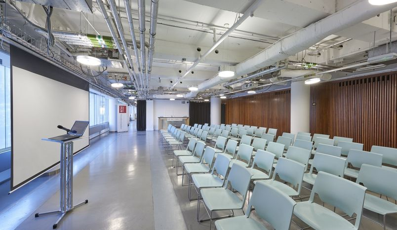 Stage, Impact Hub Westminster