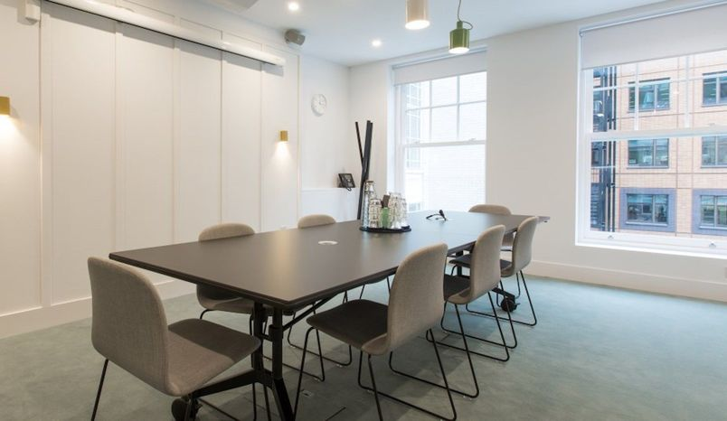 Meeting Room 1, TOG, 91 Wimpole Street