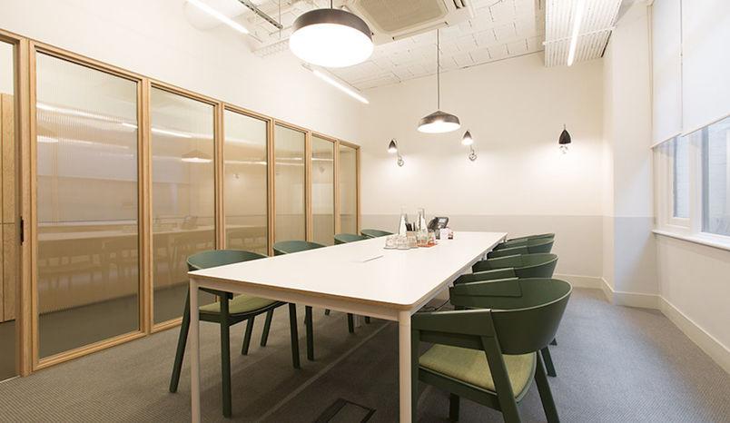 Meeting Room 1, TOG Lloyd's Avenue