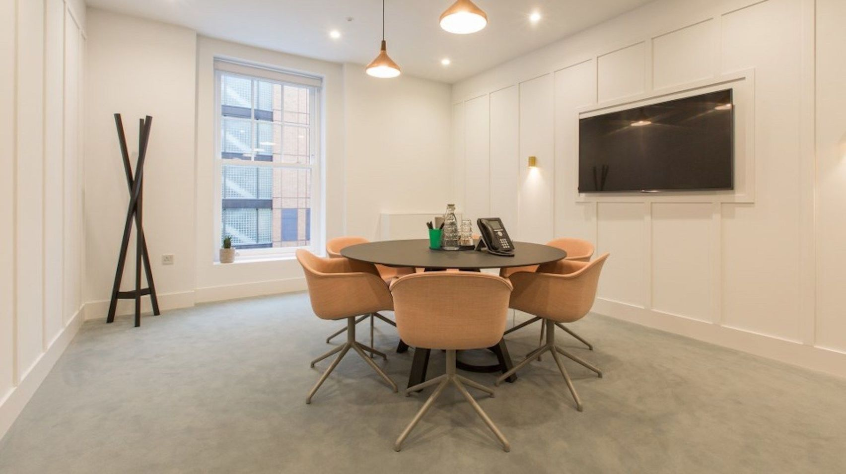 Meeting Room 4, TOG, 91 Wimpole Street