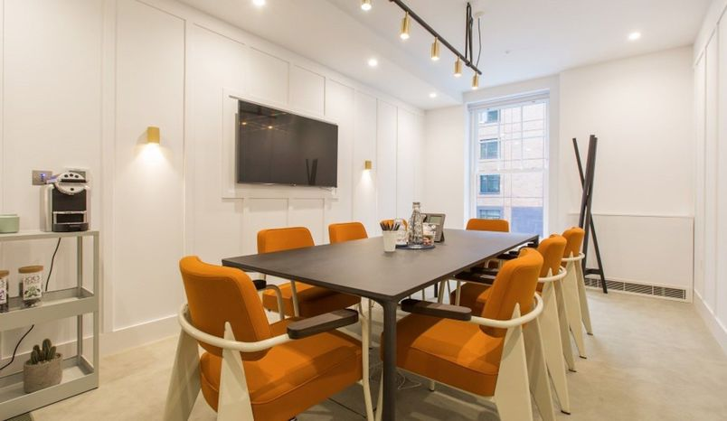 Meeting Room 5, TOG, 91 Wimpole Street