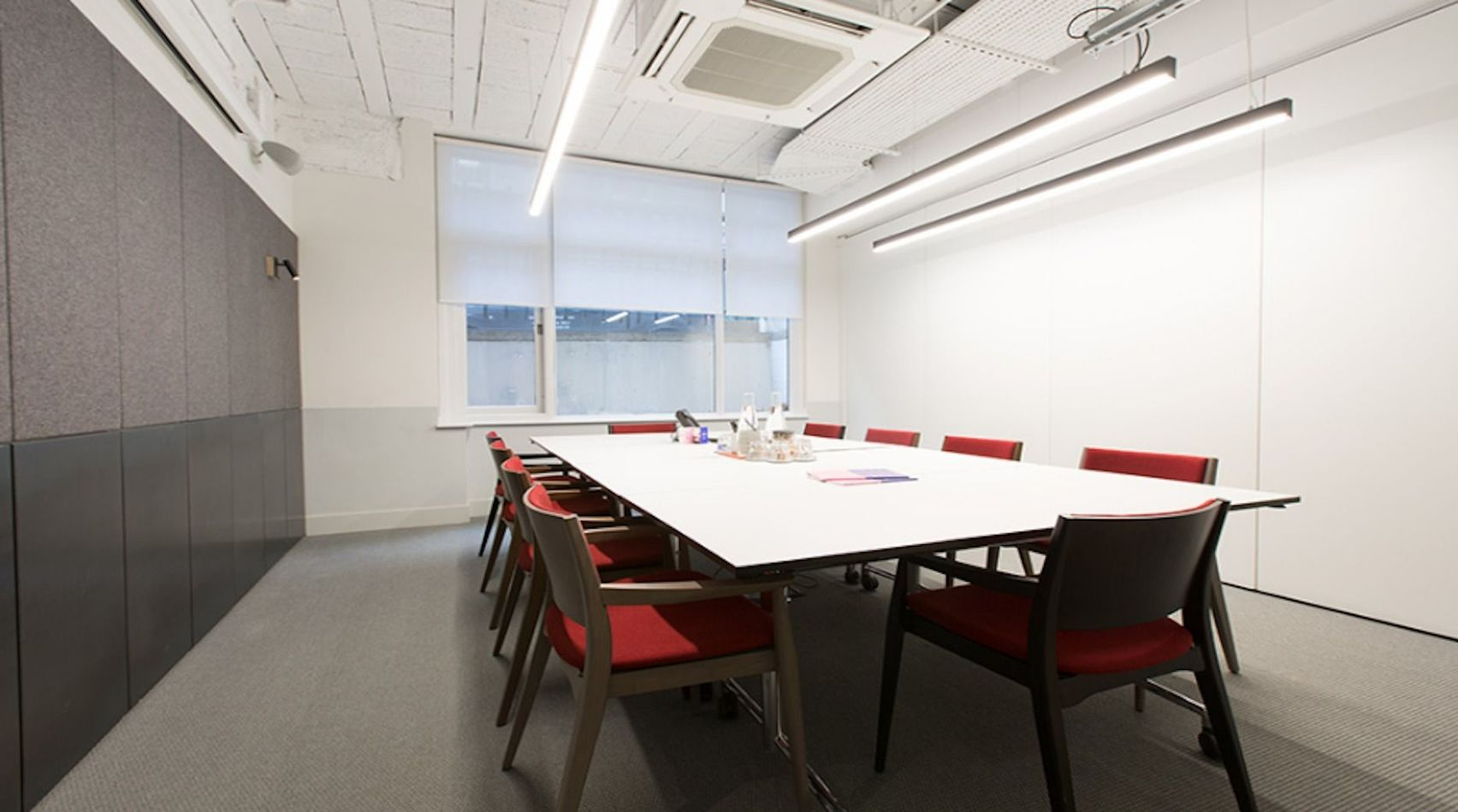 Meeting Room 3, TOG, Lloyd's Avenue