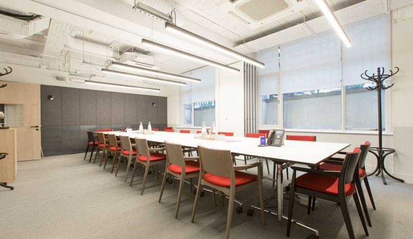 Meeting Room 2 & 3, TOG Lloyd's Avenue