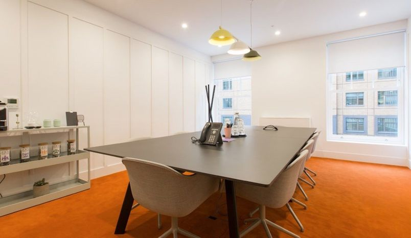 Meeting Room 7, TOG,  91 Wimpole Street