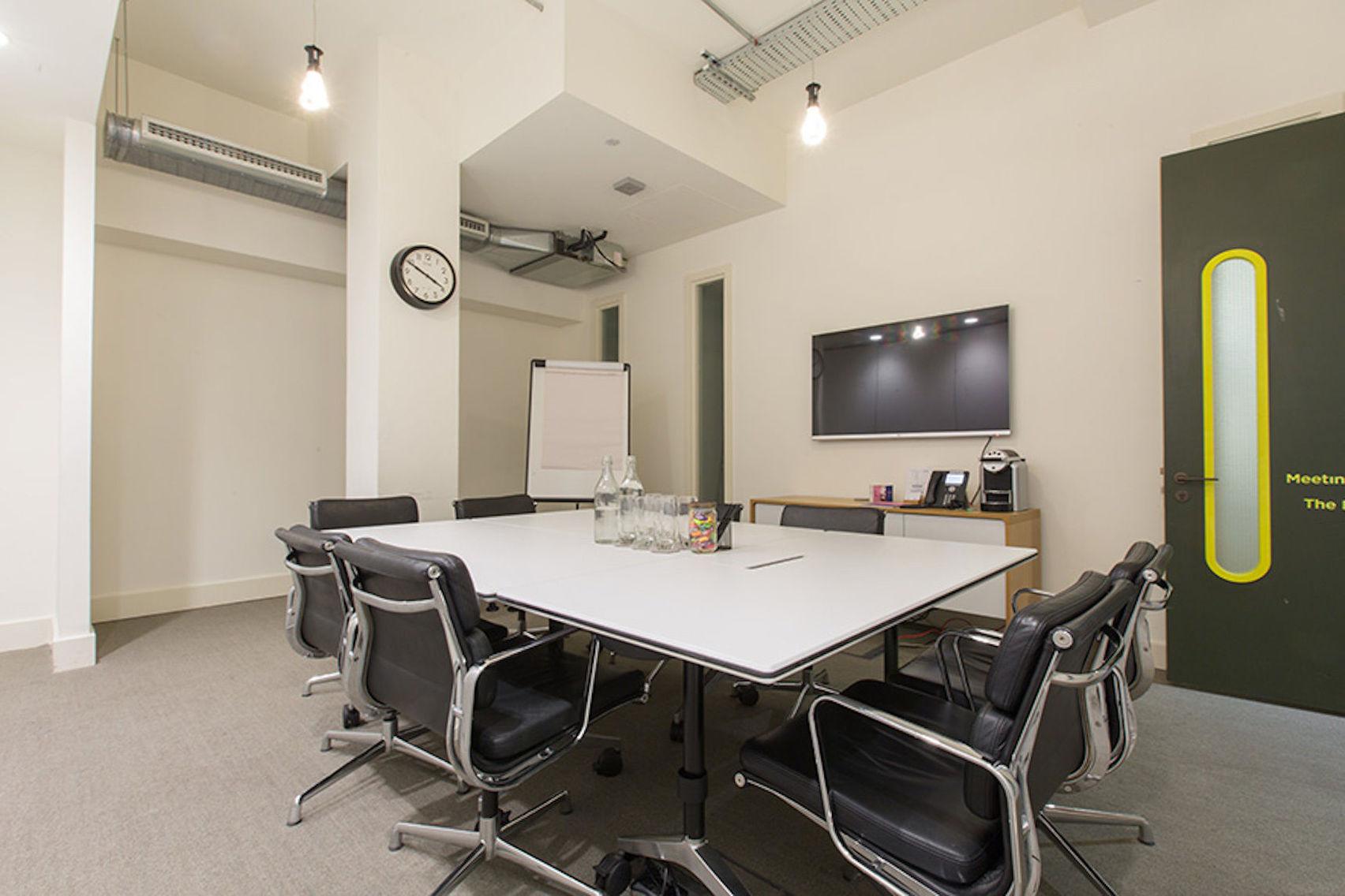 Meeting Room 2, TOG, Stratford Place