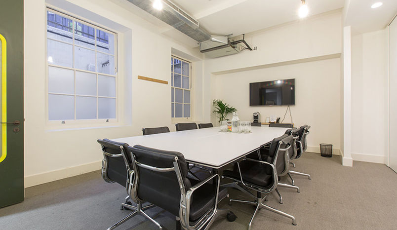 Meeting Room 1, TOG, Stratford Place