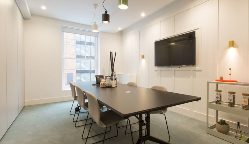 Meeting Room 2 and 3, TOG, 91 Wimpole Street