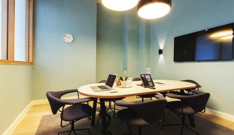 Meeting Room 1, TOG Great Portland Street