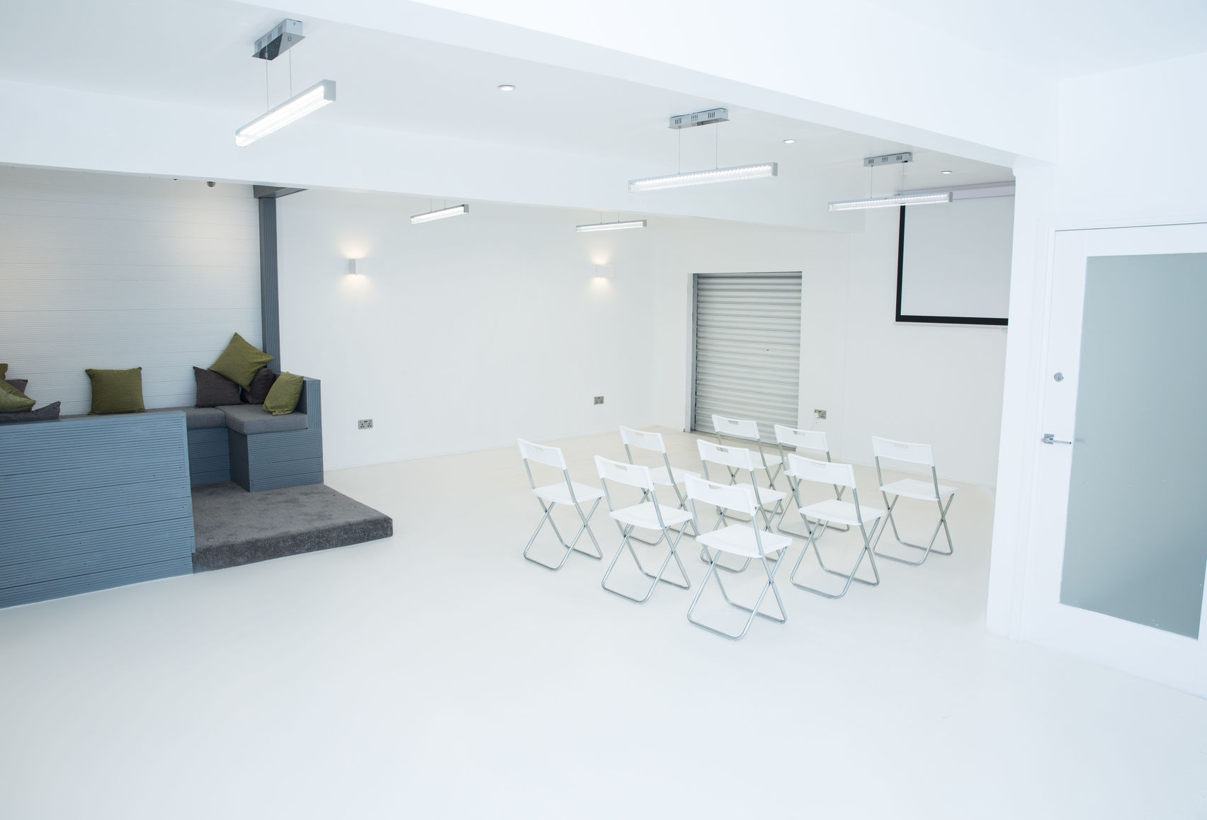 Events & Media Facility, Square Suite E18