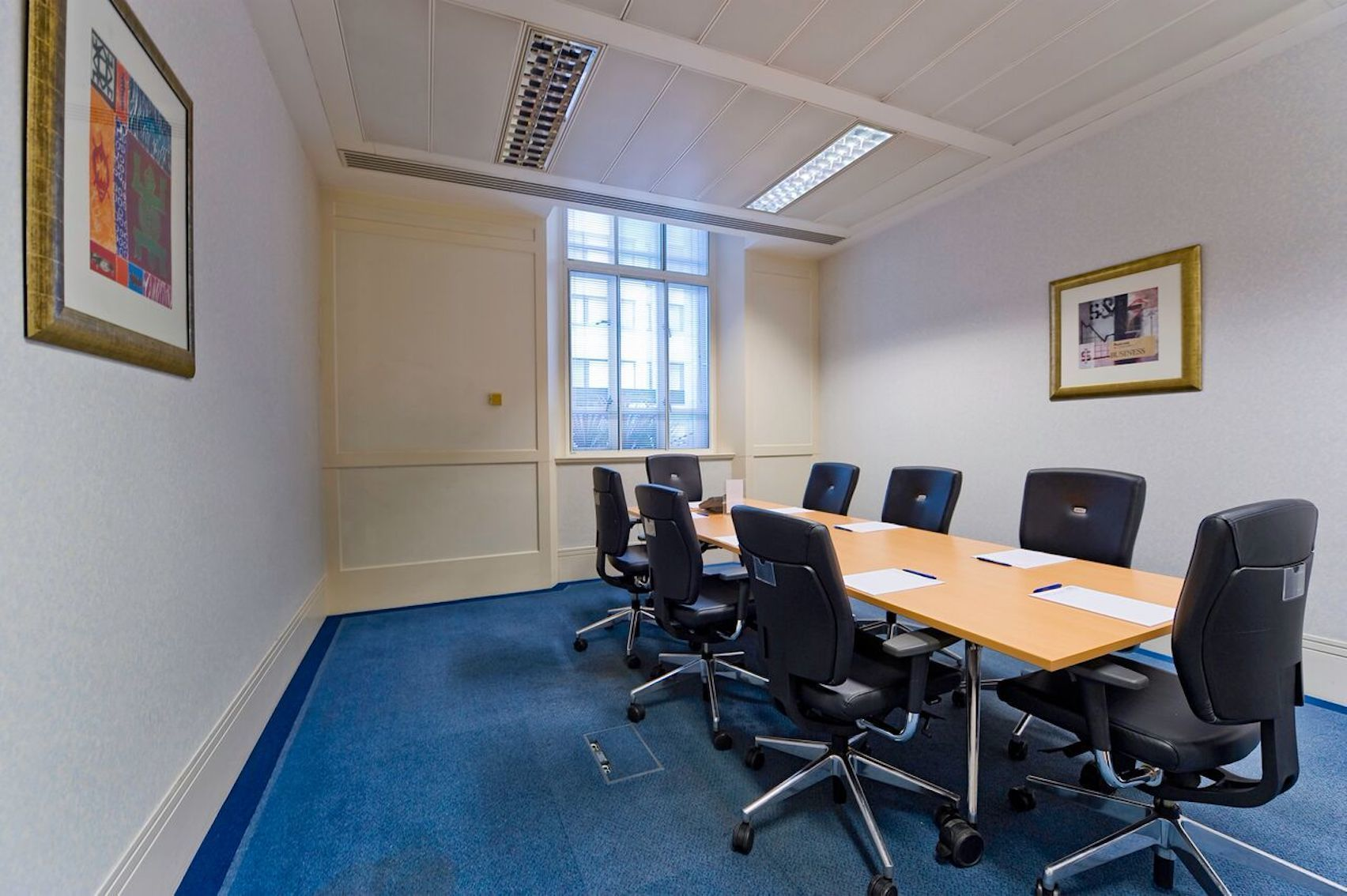 Canterbury Cathedral, Regus, St Pauls