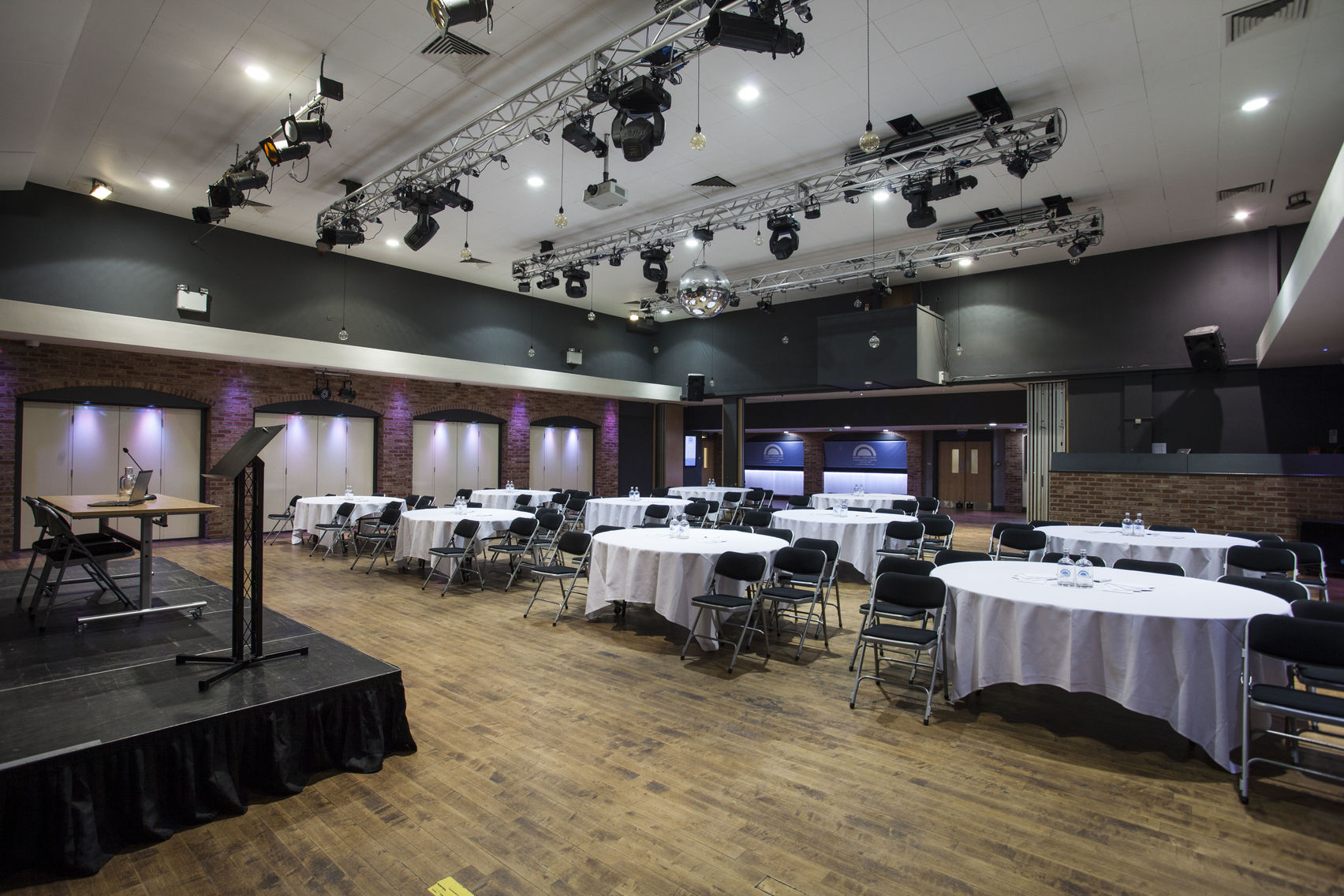 The Theatre , Park Crescent Conference Centre