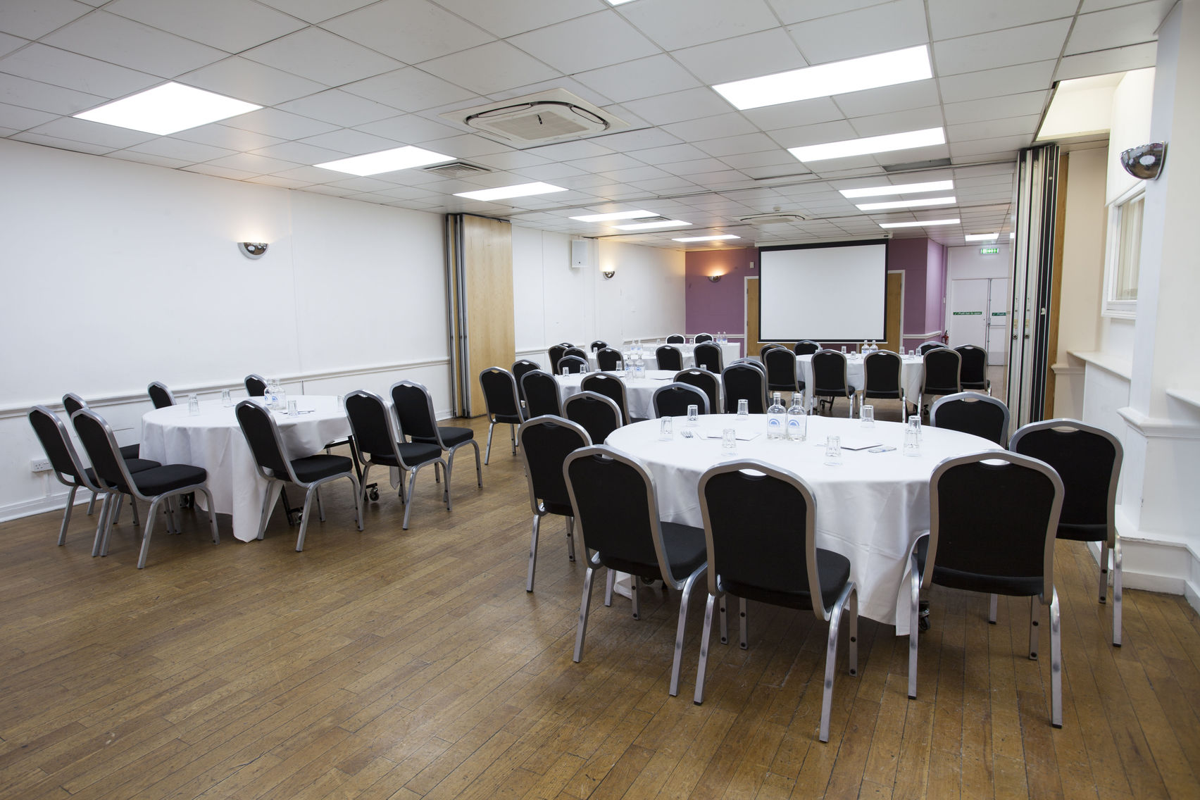 The Portland , Park Crescent Conference Centre