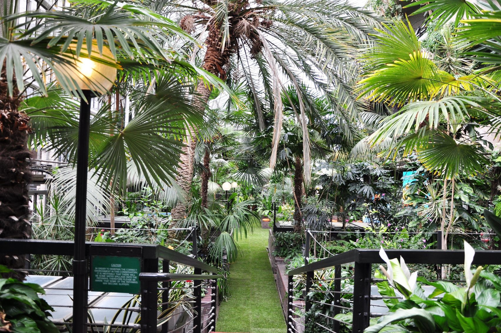 Conservatory, Barbican