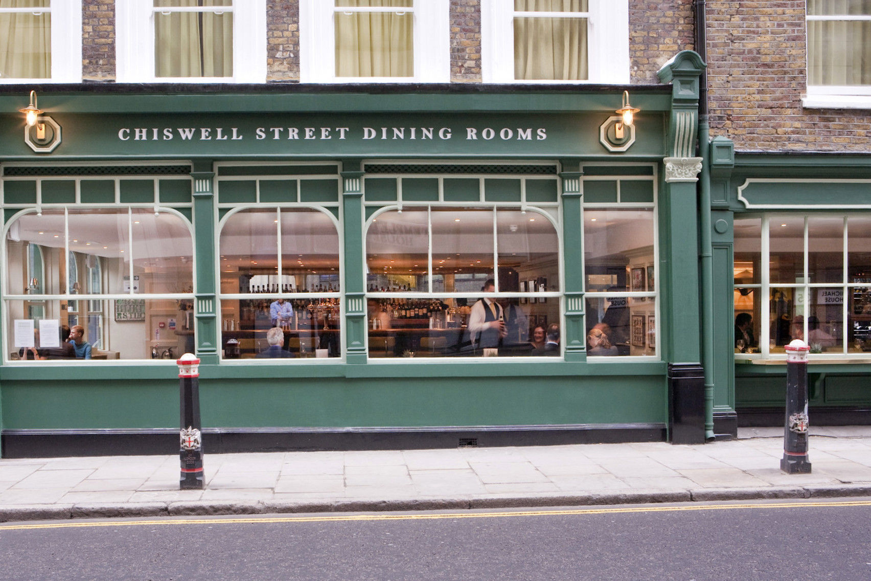 The Cornwallis Room, Chiswell Street Dining Rooms Part 34