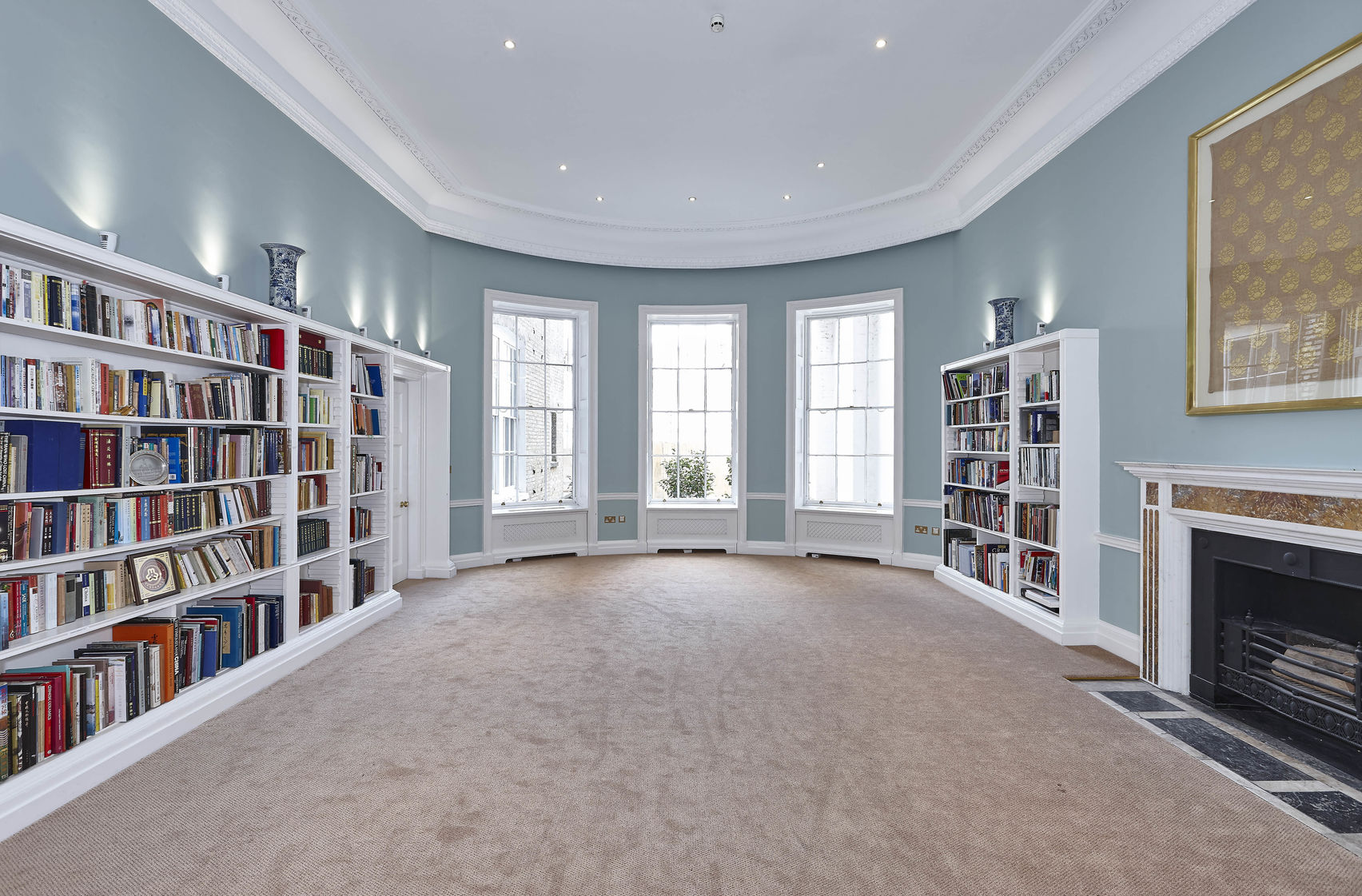 Library , Asia House