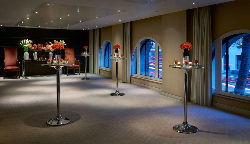The Adelphi and Novello Rooms , One Aldwych Hotel