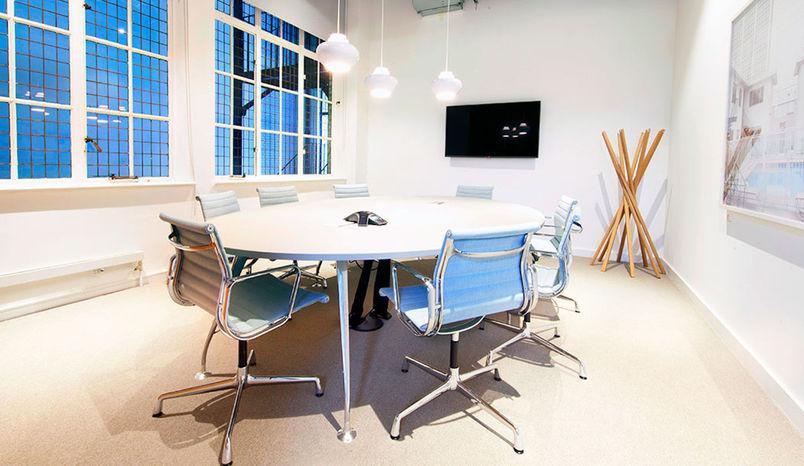Meeting Room 1 , Spaces, Oxford Street
