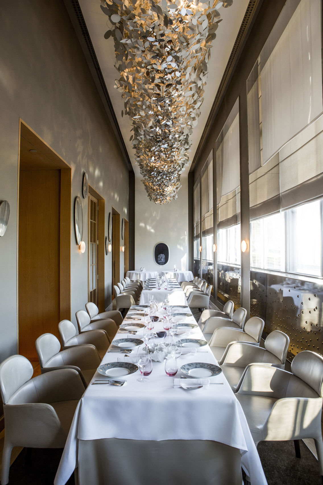 Salon Park Lane (lunch), Alain Ducasse at The Dorchester