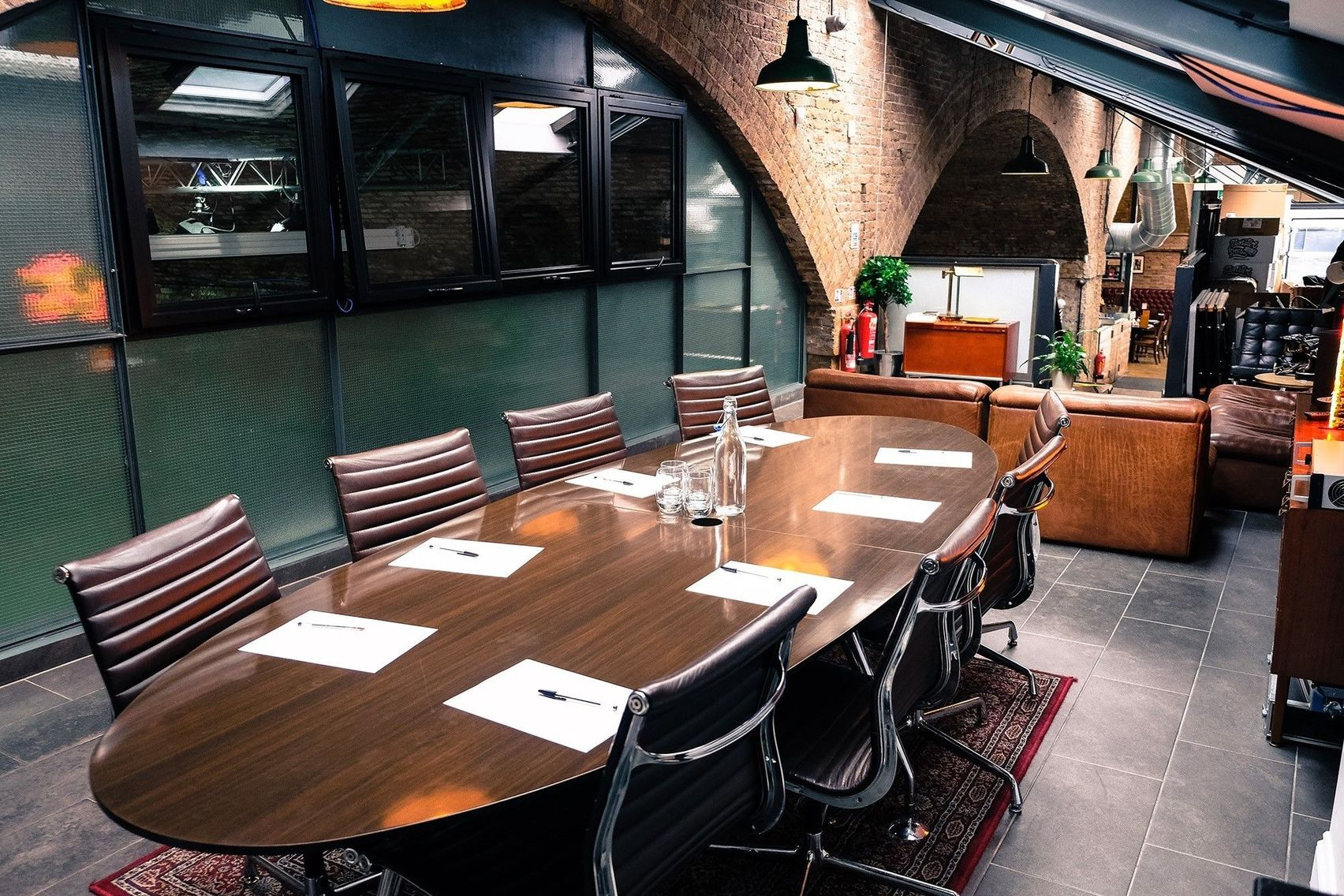 The Boardroom, The Bike Shed