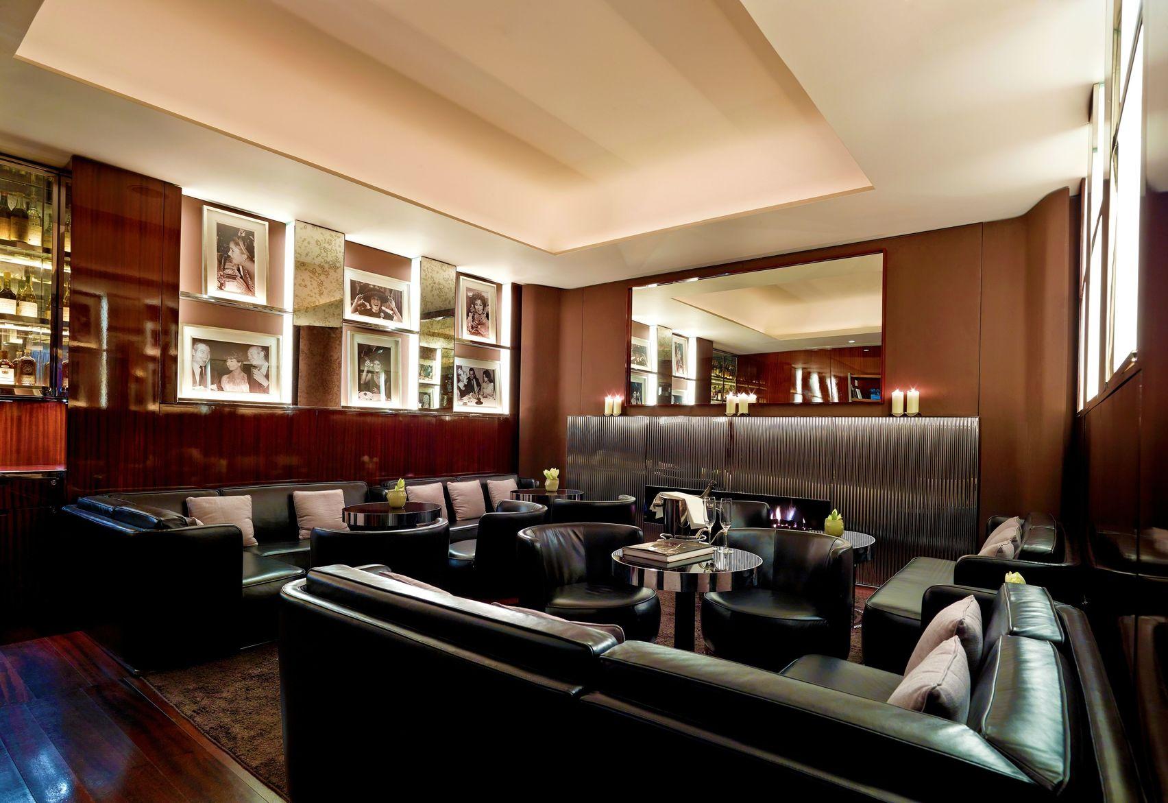 The Spirit Room, Bulgari Hotel, London