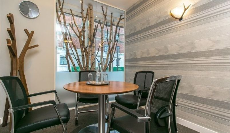 Interview Room, Clarendon Business Centre Marble Arch