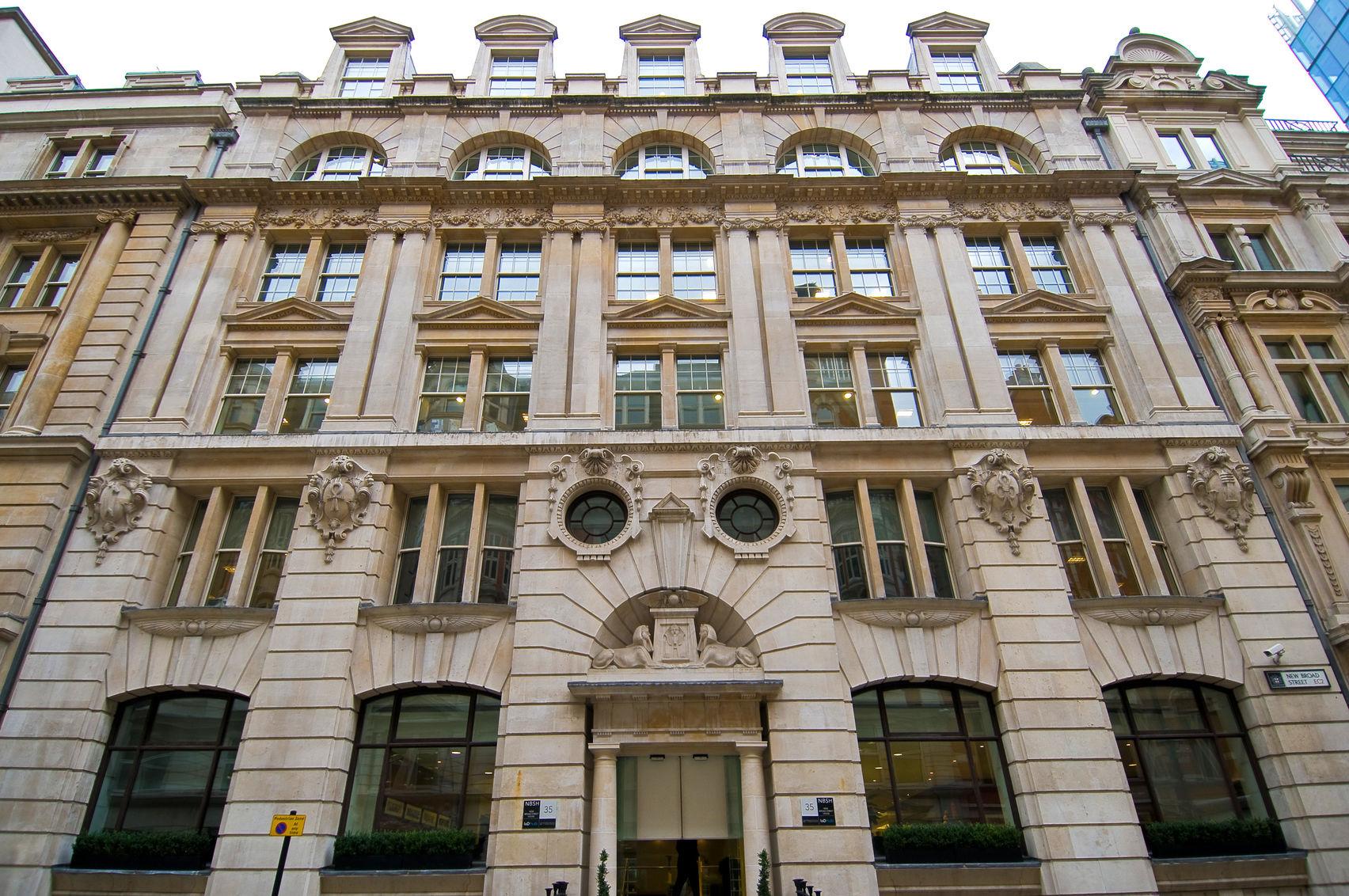 Twickenham Suite , Regus, New Broad Street