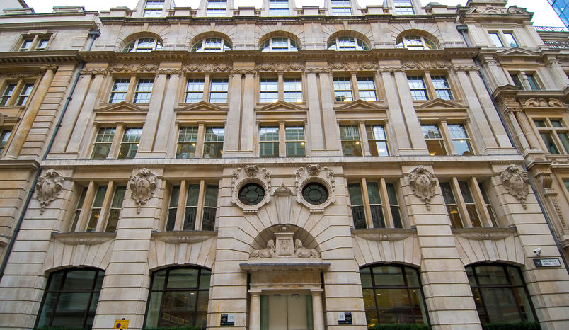 Westminster South , Regus, London, New Broad Street