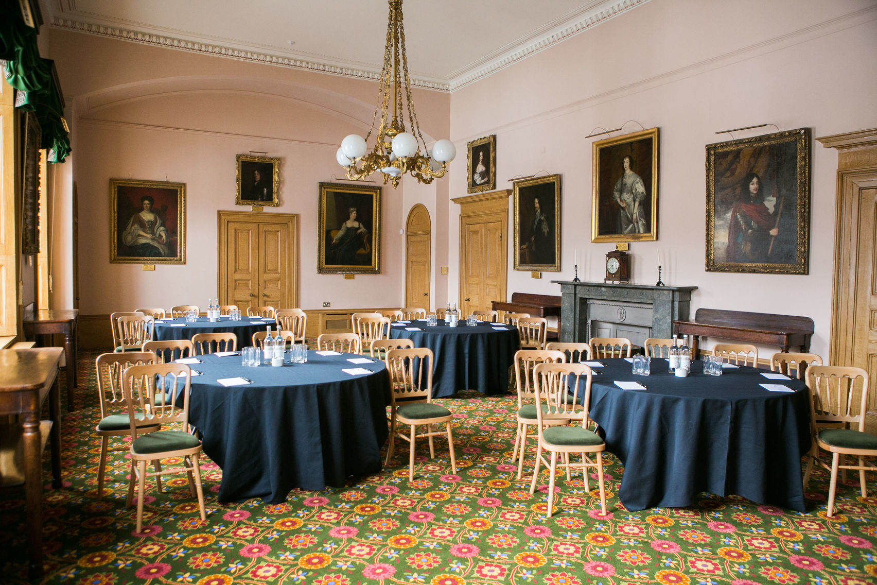 The Judges Dining Room, The Old Shire Hall