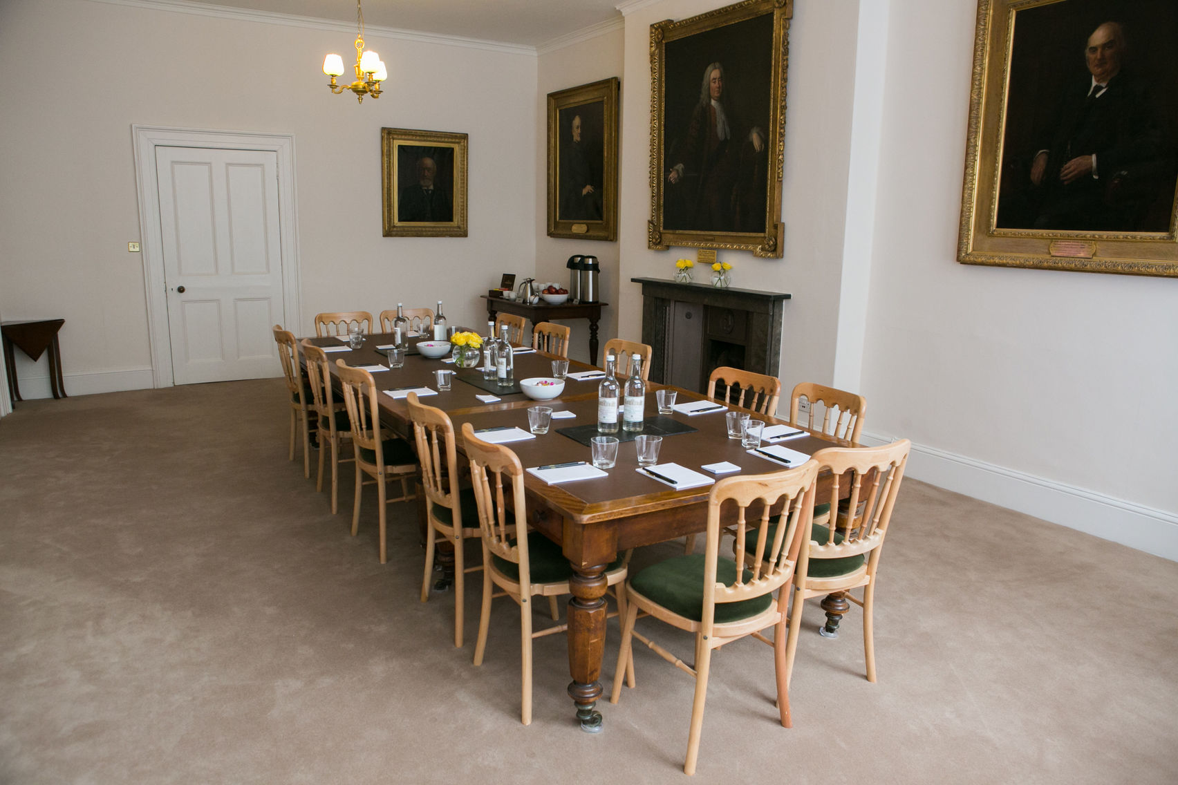 The High Sheriffs Room, The Old Shire Hall