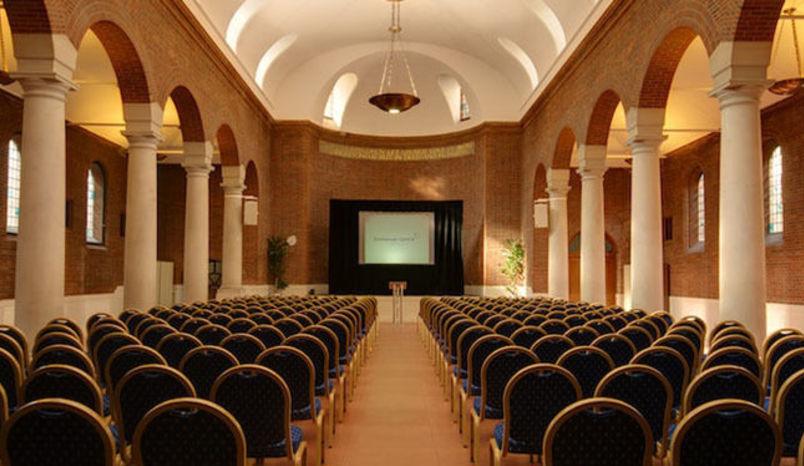 Upper Hall, Emmanuel Centre