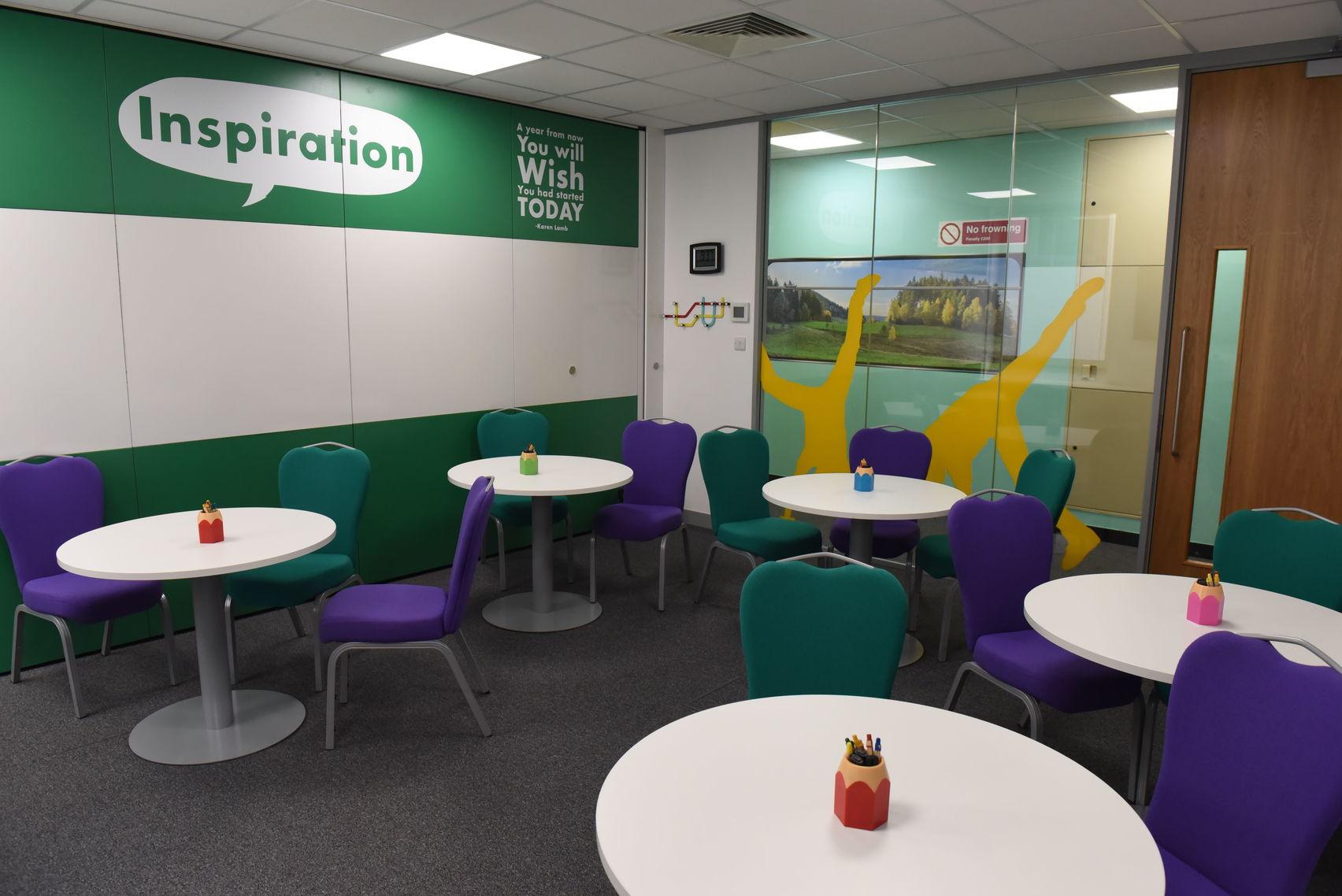 Room 2, Inspiration, Happy Computers Ltd