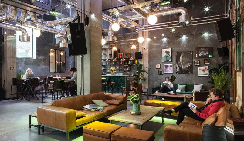 The Exchange @ Old Oak, The Collective Venues