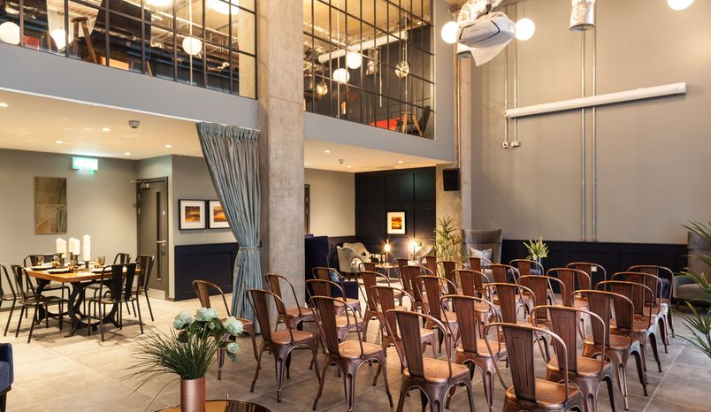 The Gallery @ Old Oak, The Collective Venues