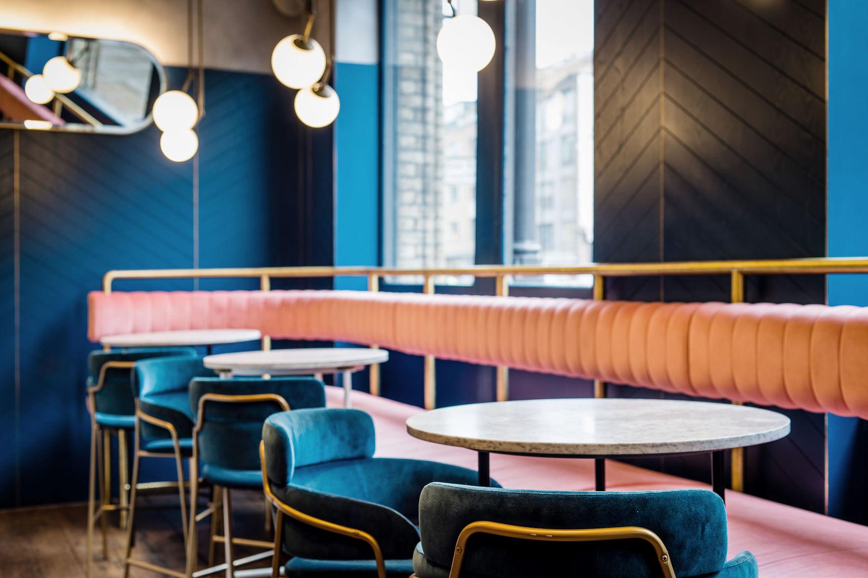 Restaurant , Clerkenwell Grind