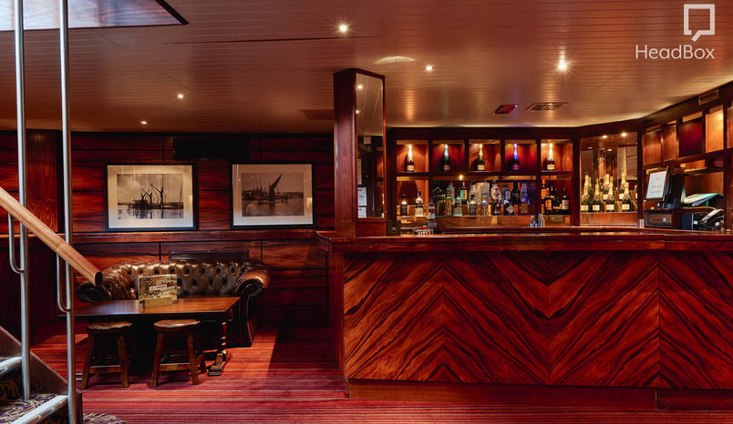 Lounge, Tattershall Castle