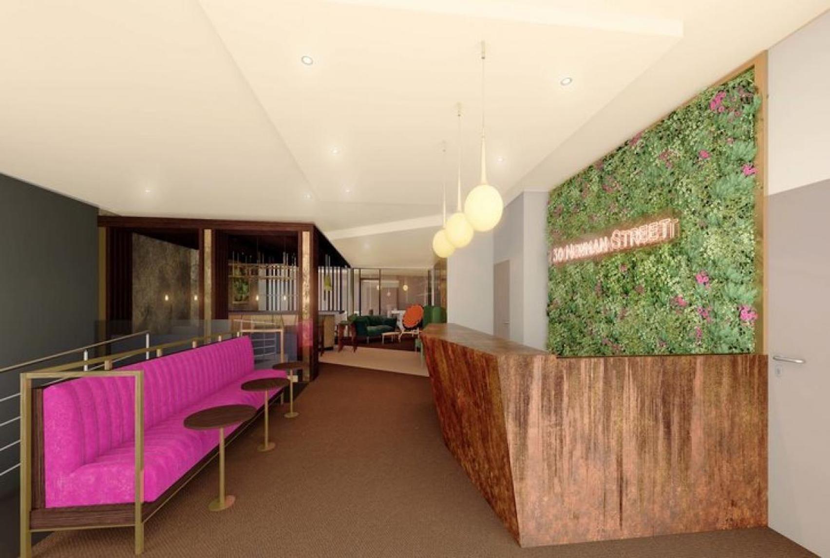 Oxford Meeting Room, Landmark - Newman Street, London
